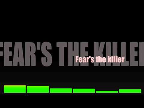 Beyond The Labyrinth - Fear's The Killer