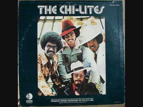 The Chi-Lites - A Letter To Myself Lyrics