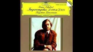 Franz Schubert - 4 Impromptus D. 935 (Krystian Zimerman)