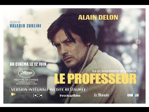 DELON / MASSARI / LE PROFESSEUR / 4 PHOTOS PRESTIGE