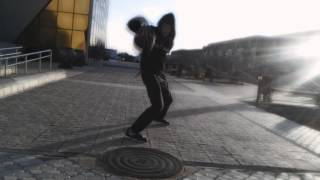 preview picture of video 'Pavlodar Basketball Freestyle'