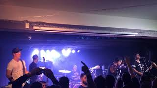 Strung Out - The Exhumation of Virginia Madison with Micka on drums - 29th June 2018, Narrabeen RSL