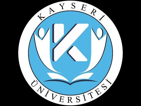 """Rektörümüz, TV Kayseri'de """"Kayseri Park Sohbetleri"""" Programına Konuk Oldu"""