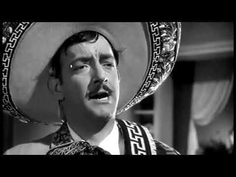 Amor con Amor Se Paga - Jorge Negrete y Pedro Vargas (Widescreen)