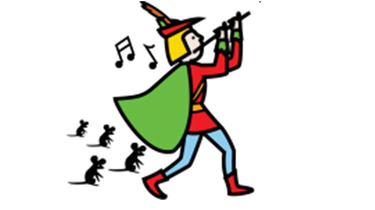 Cuento: El flautista de Hamelín