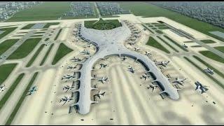 Especiales Noticias - El nuevo aeropuerto. Una plataforma para volar