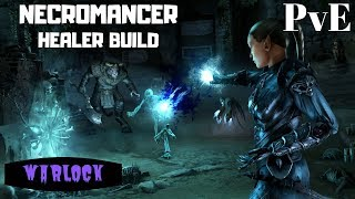 Stamina Necromancer PVP Build - BONES & ARROWS - ESO Elsweyr - Самые