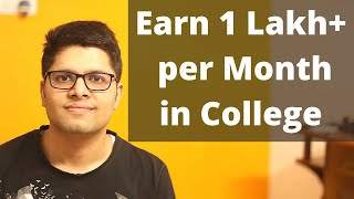 Easy ways to make MONEY in College | Side Hustles