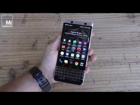 BlackBerry KEYone. Как хорошо быть белой вороной!