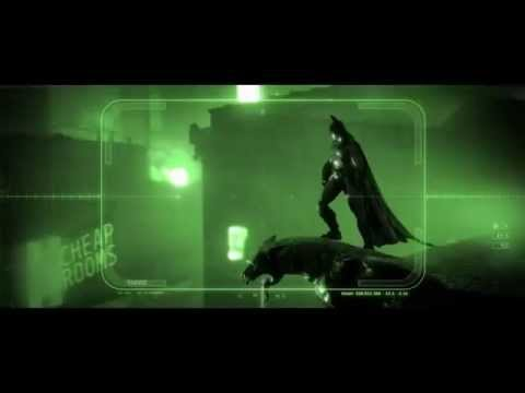 Imagine Dragons - Battle Cry |Batman Arkham |