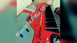 2018 Korg pa series Cem Sound pack ses paketi muhtesem sesler Kronos strings İstanbul strings