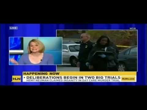 Meg Strickler on #HLN discussing the #HemyNeuman and #DharunRavi cases