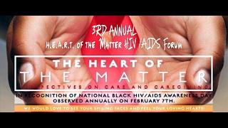 Heart of the Matter Forum