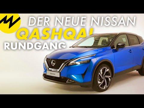 Das ist Neu am Nissan Qashqai 2021 I Rundgang und Sitzprobe um die PREMIER EDITION I Motorvision