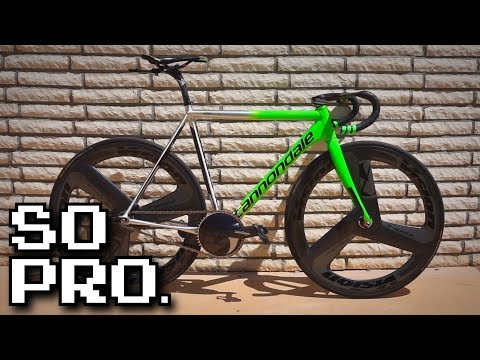 Do You Even Pro? 2014 Cannondale Track | Bike Check