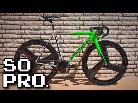 Do You Even Pro? 2014 Cannondale Track | Bike Check