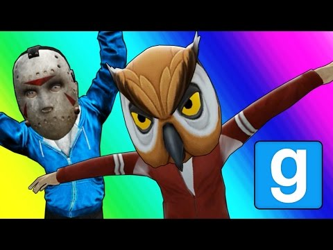 Gmod Hide And Seek - Tall Character Edition! (Garry's Mod Funny Moments) Mp3