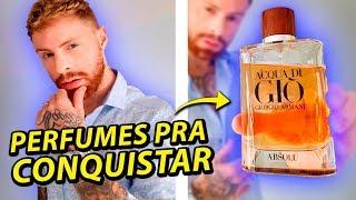 7 Perfumes Masculinos Mais SEDUTORES! (feat. Junior Barreiros)
