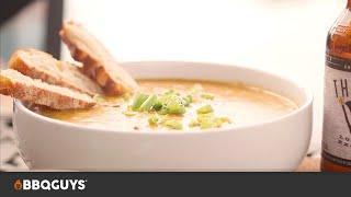 Smoked Hot Sausage & Beer Cheese Dip | Homegating Recipe | BBQGuys