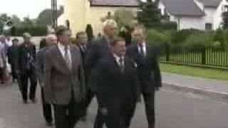 preview picture of video 'Uroczystości w Izbicku, część 2'