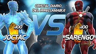 """100 Uncollected Daily Crystals """"vs"""" SARENGO! 