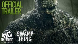"VIDEO: DC SWAMP THING – Full Trailer ""The Ultimate Membership"""