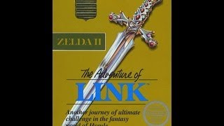 Zelda II: The Adventure Of Link Video Walkthrough