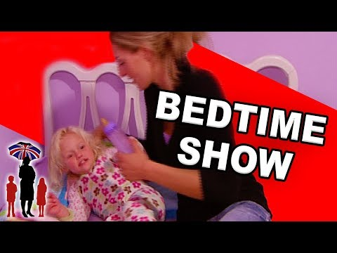 How Easily Bedtime Turns Into Showtime — Supernanny