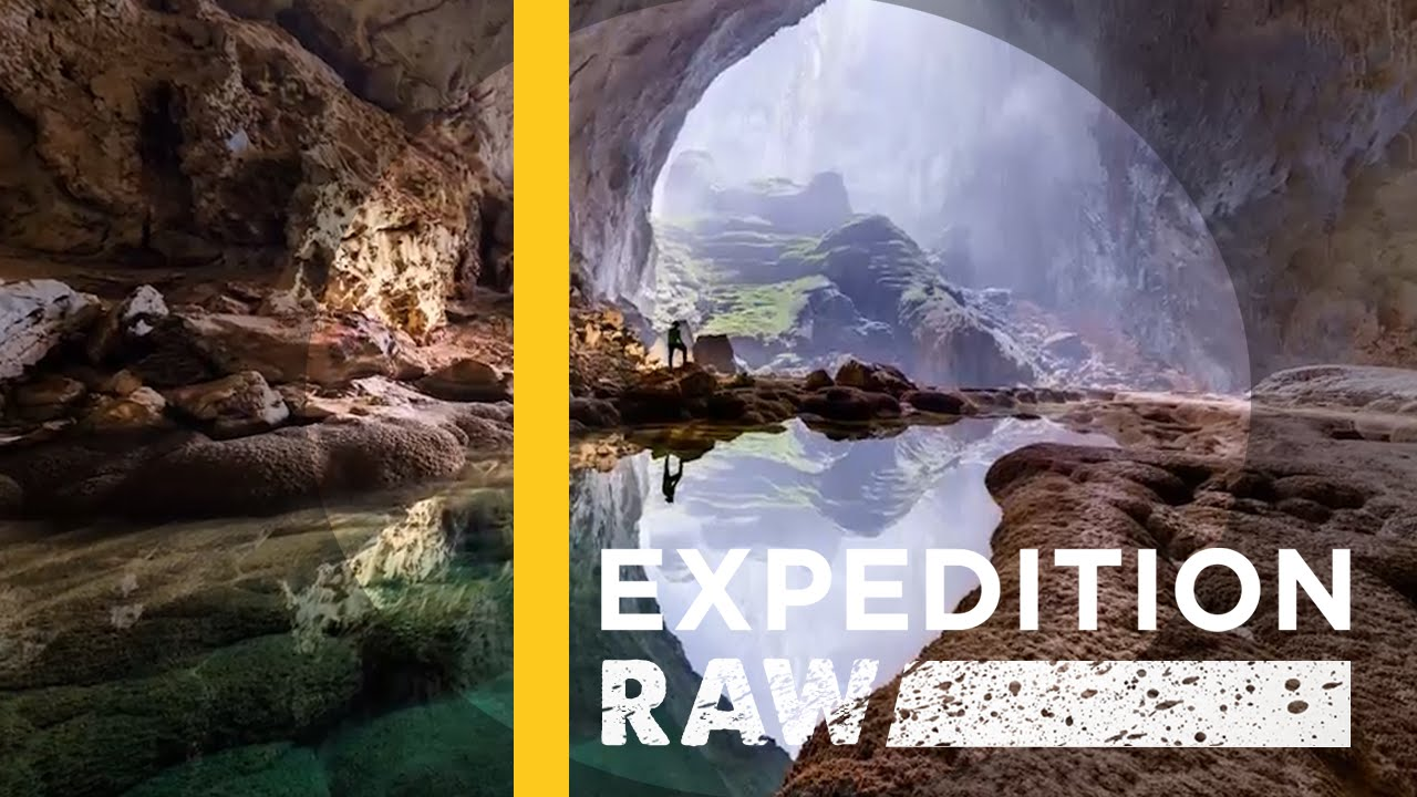 Journey Through the Largest Cave in the World | Expedition Raw thumbnail