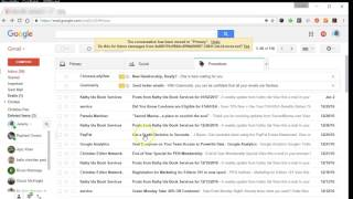 Stop emails from going into Promotions Tab on Gmail
