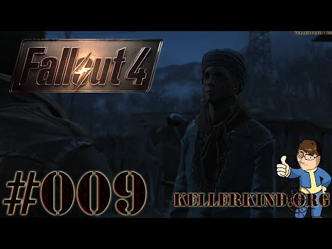 Fallout 4 [HD|60FPS] #009 - General EmKa ★ Let's Play Fallout 4