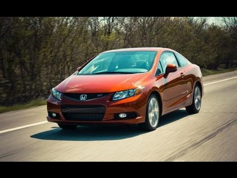 2012 Honda Civic Si Coupe Road Test