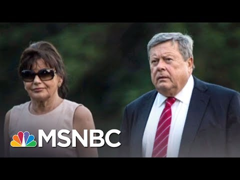 Melania's Parents Likely In U.S. Thanks To