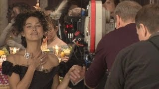 ANNA KARENINA Movie - Behind The Scenes Video