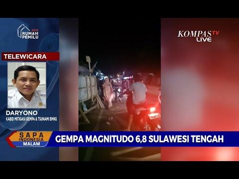 BMKG: Gempa di Kep. Banggai Berpotensi Tsunami