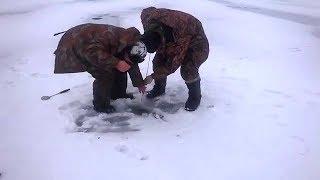 Рыбалка на озерах Бурятии часть 1