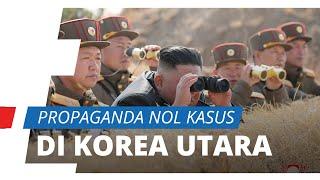 Kim Jong Un Klaim Nol Kasus Virus Corona di Korea Utara, Komandan AS Membantahnya