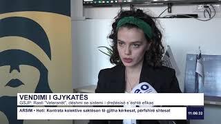 RTK3 Lajmet e orës 11:00 22.01.2021