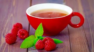 Drink A Glass Of Raspberry Leaf Tea For 7 Days, THIS Will Happen To Your Body!