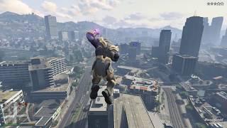 GTA 5 Thanos Chaos