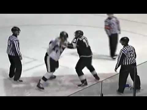 Mickael Beauregard vs. Nikita Kolesnikovs