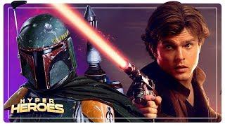 Logan Director to Helm Boba Fett Star Wars Film | feat. Alex Puccinelli - Hyper Heroes