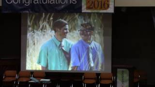 Shepherds College Commencement Ceremony 2016