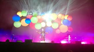 "Pet Shop Boys ""Domino Dancing"" Live BSF 2017"