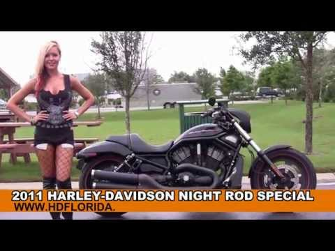 Used 2011 Harley Davidson Night Rod Special Motorcycles for sale in Panama City Beach