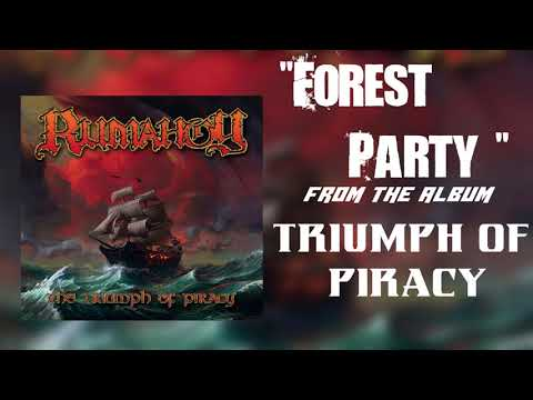 """""""Forest Party"""" -RUMAHOY (Triumph of Piracy) HQ"""