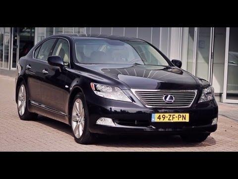 Lexus LS 600h review