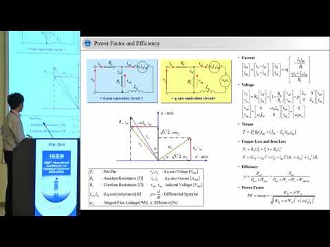 Han Sim - Design of Triple 3-Phase PMSM for Ultra-High Speed Elevator Applications