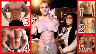 How Fit Do Girls ACTUALLY Like Guys To Be? | Connor Murphy