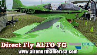 Alto 912 TG – Light Sport and Ultralight Flyer